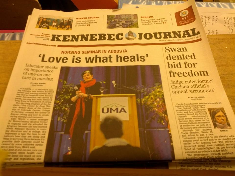 RNheals Monthly Journal_February2011